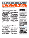Real Estate Broker's Insider